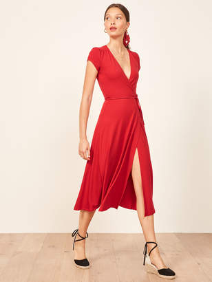 Reformation Becca Dress
