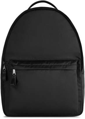Reiss Ginger Nylon Trim Backpack