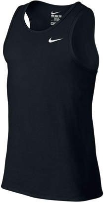 Nike Men's Dri-fit Tank Top $25 thestylecure.com