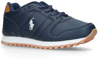 Ralph Lauren Leather Oryion Sneakers