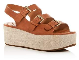 Chie Mihara Women's Olaf Slingback Platform Sandals