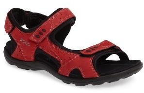 Women's Ecco 'Kana' Sport Sandal $94.95 thestylecure.com