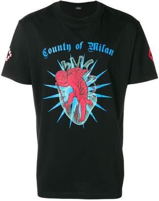 Marcelo Burlon County of Milan graphic print T-shirt
