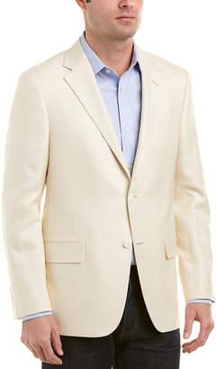 Hickey Freeman Milburn Ii Silk & Wool-Blend Sportcoat