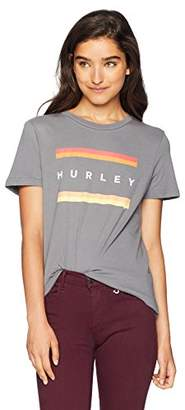 Hurley Women's Short Sleeve Graphic T Shirt