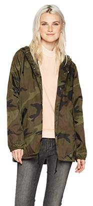 Obey Women's Dominance Coaches Jacket