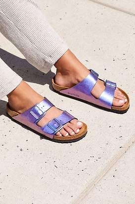 Birkenstock Arizona Metallic Birkenstocks