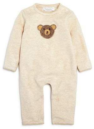 Albetta Unisex Crochet Teddy Bear Striped Coverall, Baby - 100% Exclusive