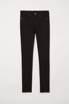 H&M Super Skinny Regular Jeans - Black