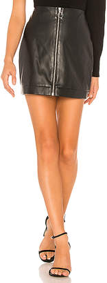 Lovers + Friends Ashton Mini Skirt