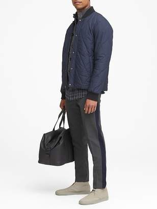 Banana Republic BR x Kevin Love | Performance Stretch Wool Track Pant