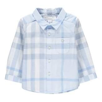 Burberry Tartan Trauls Shirt