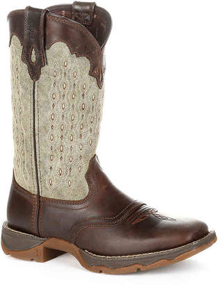 Durango Tall Saddle Western Cowboy Boot - Women's