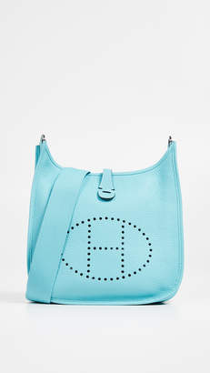 Hermes What Goes Around Comes Around Clem Evelyne III PM Bag