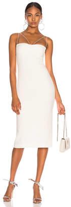 Dion Lee Sheer Solid Dress
