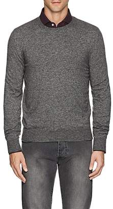 Isaia Men's Cashmere-Silk Sweater