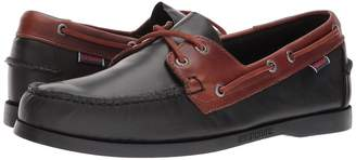 Sebago Spinnaker Men's Lace Up Moc Toe Shoes