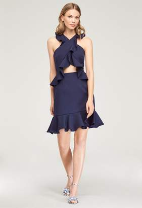 Milly Stretch Crepe Cecile Dress