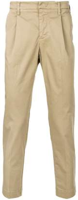 Entre Amis straight-leg trousers