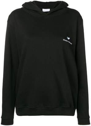 Chiara Ferragni logo hoodie
