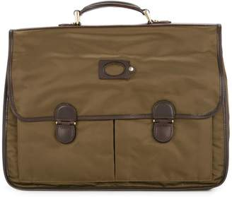 Felisi flap closure briefcase