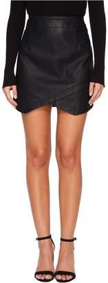 BB Dakota Angeline Vegan Leather Skirt Women's Skirt