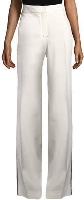 Derek Lam Women's Tuxedo Wide-Leg Trousers
