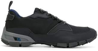 Prada ridged sole sneakers