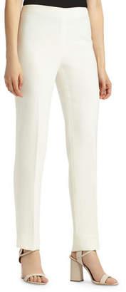 Lafayette 148 New York Finese Bleecker Straight-Leg Pants
