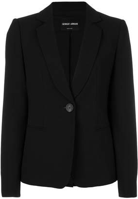 Giorgio Armani slim fit blazer