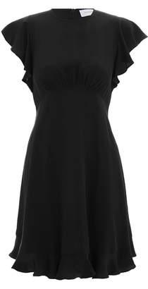 Zimmermann Frill Mini Dress
