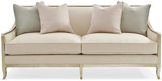 Caracole Butterfly Sofa - Ivory