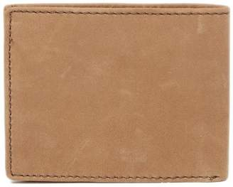 English Laundry Leather Passcase Wallet