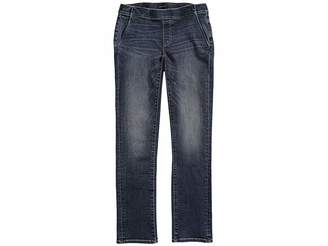 Tommy Hilfiger Adaptive Seated Jeans Straight Fit with Velcro(r) Closure