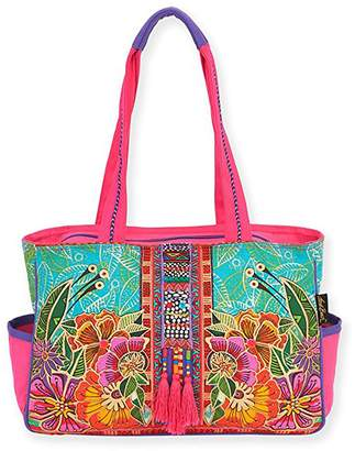 Laurèl Burch Flora Tote Handbag 5822