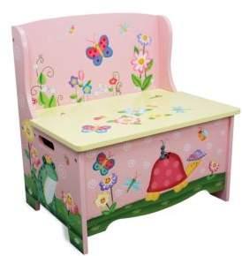 Teamson Magic Garden Storage Bench