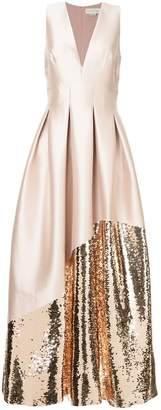Sachin + Babi sequin embellished evening dress