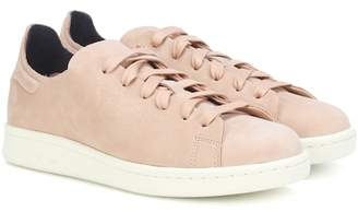 adidas Stan Smith nubuck leather sneakers