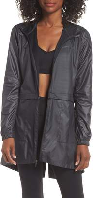Nike Women's Convertible Hooded Running Jacket