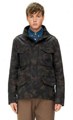 THE VERY WARM Reversible M65 Jacket With Lining Art By Layer Cake
