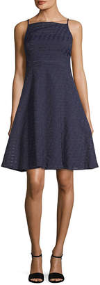 Nanette Lepore Good Friend Fit-And-Flare Dress