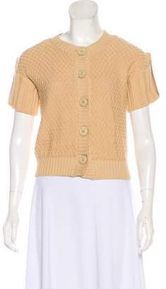 See by Chloe Crew Neck Lightweight Cardigan
