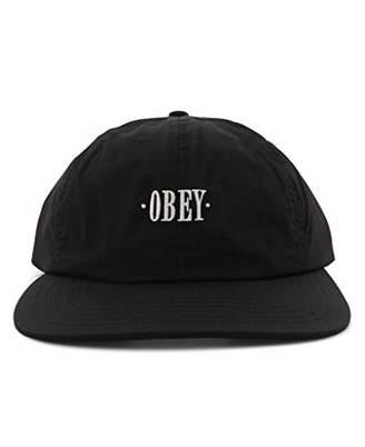 Obey Men s Maxin  6 Panel Snapback HAT 579d37760269