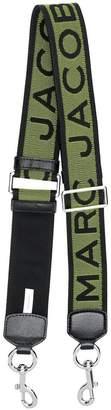 Marc Jacobs branded neon webbing bag strap