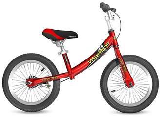 George WeeRide Deluxe Balance Bike - Red