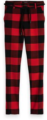 Scotch & Soda Lumberjack Check Trousers