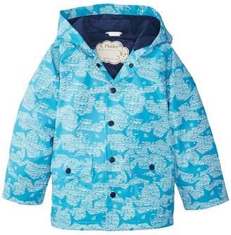 Hatley Shark Alley Classic Raincoat Boy's Coat