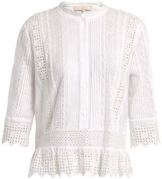 Vanessa Bruno Irais cotton-blend blouse