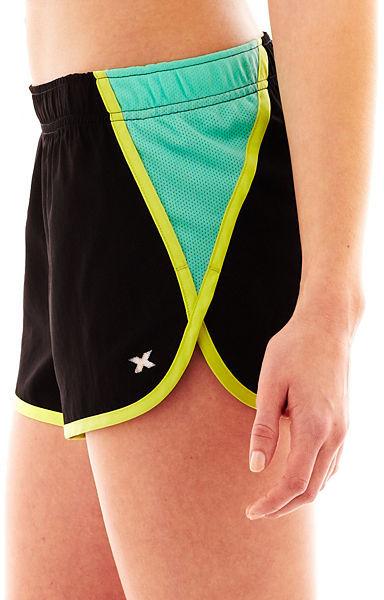 JCPenney Xersion Back-Yoke Mesh Shorts