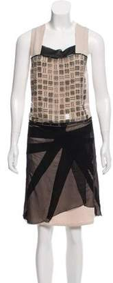 Bottega Veneta Embellished Sleeveless Dress w/ Tags
